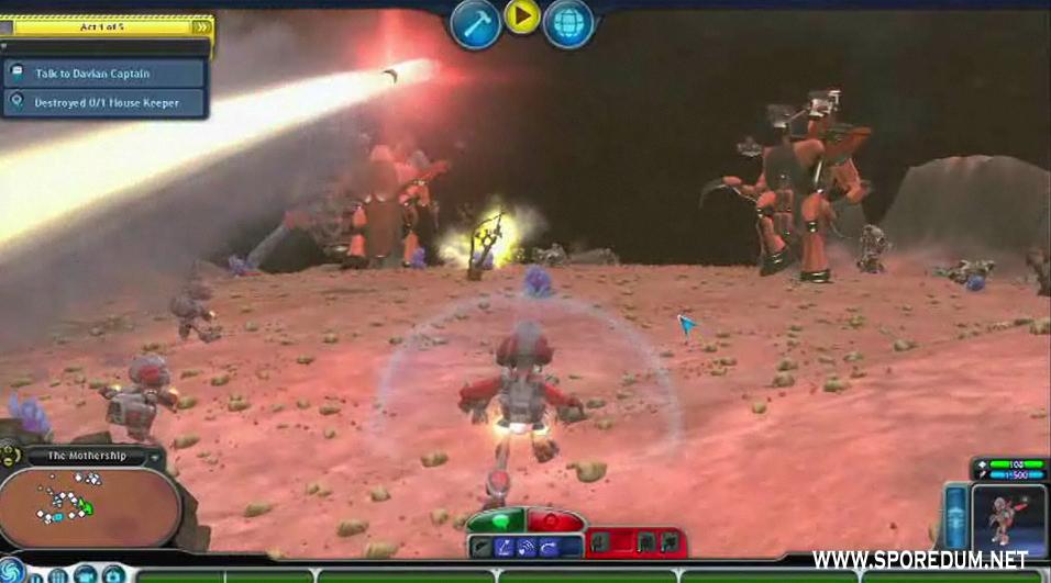 Spore Galactic Adventures 8