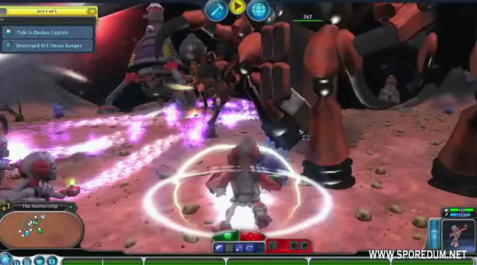 Spore Galactic Adventures 7