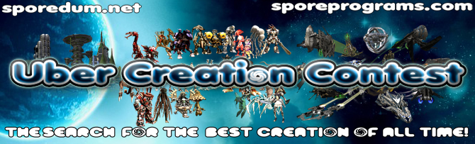 Uber Creation Contest Spore
