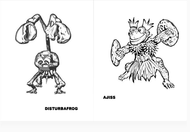 spore coloring pages - photo#2